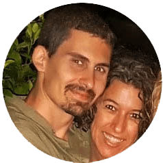 Maria & Jeremy - Founders of Macro-Mediterranean Holistic Nutrition, Ltd.