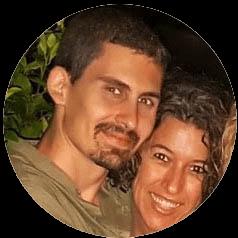 Maria & Jeremy - Founders of Macro-Mediterranean Holistic Nutrition, Ltd.